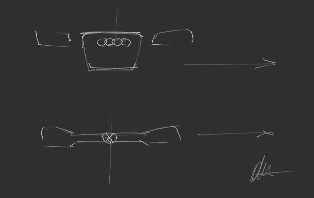 """""""Мотор"""" спросил шеф-дизайнера VW о том, почему все машины становятся похожими. Фото 3"""