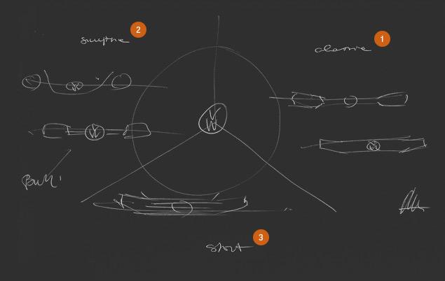 """""""Мотор"""" спросил шеф-дизайнера VW о том, почему все машины становятся похожими. Фото 4"""