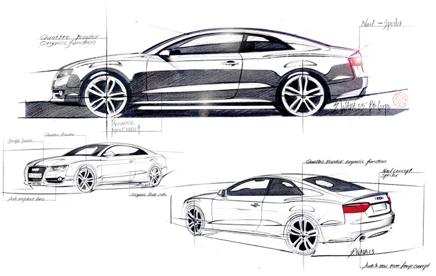 """""""Мотор"""" спросил шеф-дизайнера VW о том, почему все машины становятся похожими. Фото 5"""