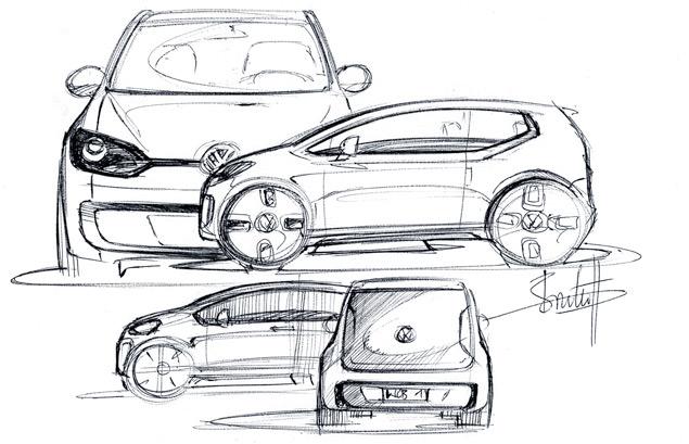 """""""Мотор"""" спросил шеф-дизайнера VW о том, почему все машины становятся похожими. Фото 6"""