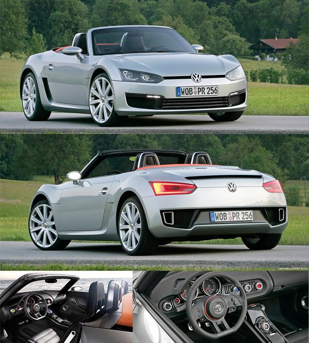"""""""Мотор"""" спросил шеф-дизайнера VW о том, почему все машины становятся похожими. Фото 7"""