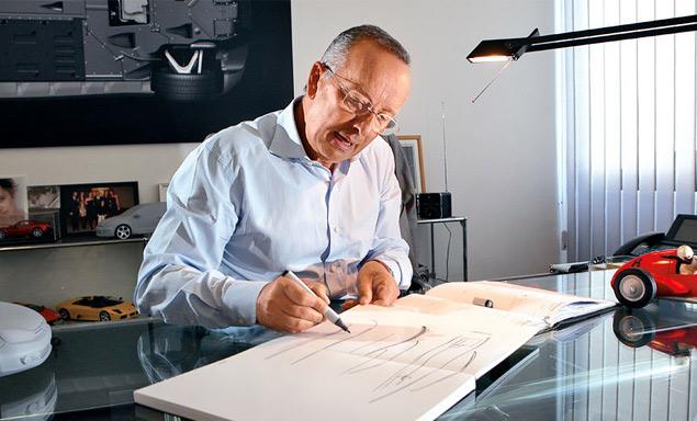 """""""Мотор"""" спросил шеф-дизайнера VW о том, почему все машины становятся похожими. Фото 8"""