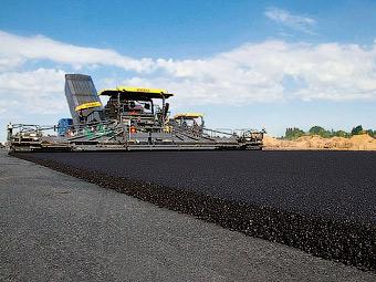 В 2011 году Россия построила 300 километров федеральных дорог