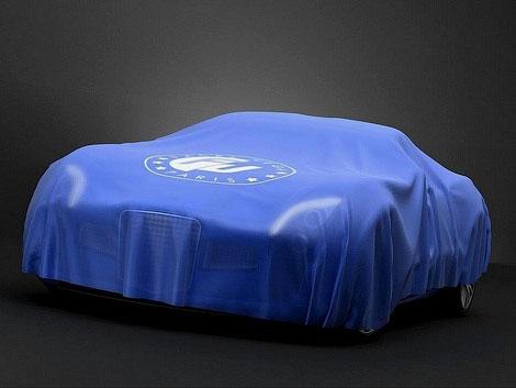 В интернете появились изображения модели возрожденной марки Facel Vega