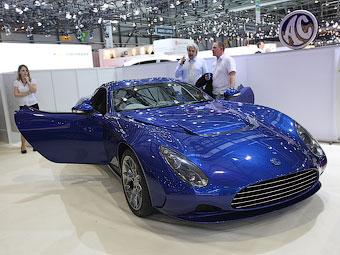 Британская компания AC Cars будет продавать южноафриканский спорткар