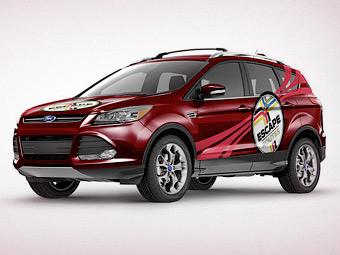Новый Ford Escape прорекламируют с помощью реалити-шоу