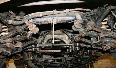 Ржавый Mercedes-Benz 300SL Gullwing выставили на продажу. Фото 1