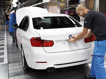 BMW наймет четыре тысячи новых сотрудников