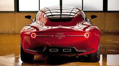 Купе на агрегатах спорткара Alfa Romeo 8C Competizione выпустят сверхмалым тиражом. Фото 2
