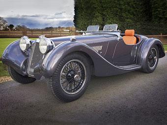 В Великобритании воскресили довоенного производителя спорткаров