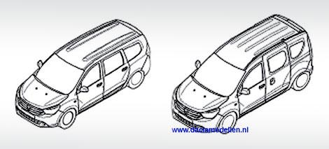 Румынская компания готовит к запуску в серию коммерческий автомобиль Dokker