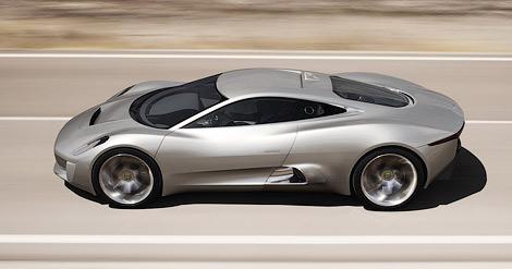 Компания Jaguar и команда Формулы-1 Williams продолжают разработку гибридного суперкара. Фото 2