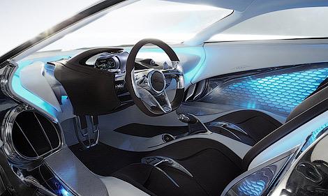Компания Jaguar и команда Формулы-1 Williams продолжают разработку гибридного суперкара. Фото 3