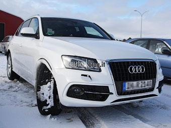 После обновления Audi Q5 почти не изменится
