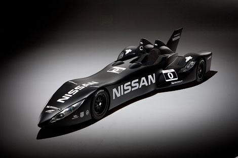 Японцы испытают новые технологии на необычном гоночном автомобиле