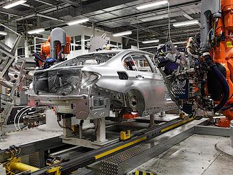 Компания BMW задумалась о собственном заводе в России