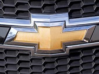 Chevrolet в апреле представит неизвестную модель