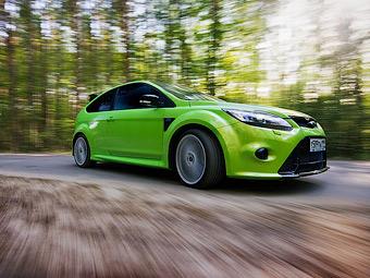 Ford приостановил разработку нового Focus RS