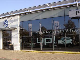 В феврале лидером на авторынке Европы стал концерн VW