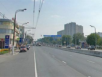 Реконструкцию Варшавки завершат в феврале 2013 года