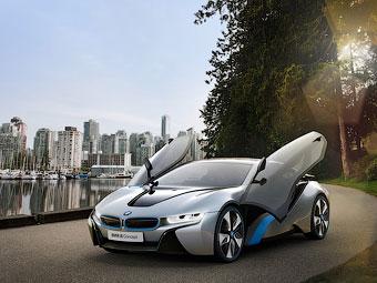 Гибридный спорткар BMW лишится крыши