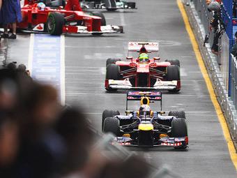"""Техдиректор Ferrari предсказал полусекундный отрыв новых """"Ред Буллов"""""""
