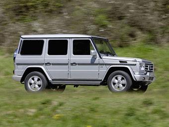 Появились подробности об обновленном Mercedes-Benz G-Class