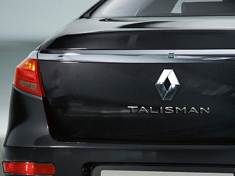 """Renault превратит корейский седан Samsung в """"Талисман"""""""