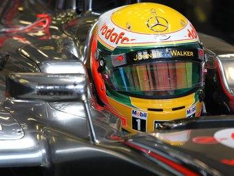 Хэмилтон выиграл первую квалификацию Формулы-1 в новом сезоне