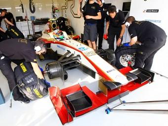 Команду HRT не допустили до старта Гран-при Австралии