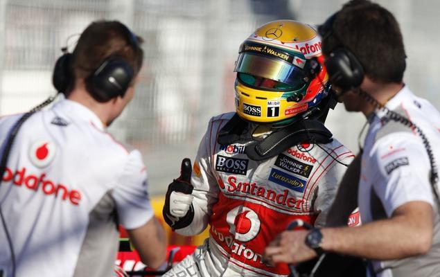 В Австралии стартовал новый сезон Формулы-1. Фото 2