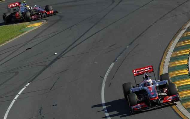 В Австралии стартовал новый сезон Формулы-1. Фото 3