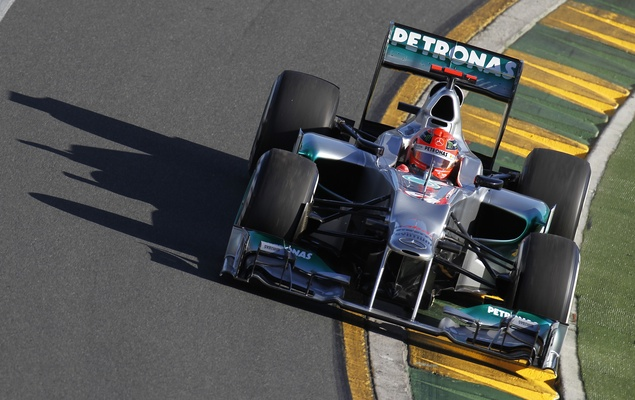 В Австралии стартовал новый сезон Формулы-1. Фото 4