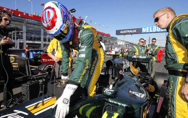 В Австралии стартовал новый сезон Формулы-1. Фото 6
