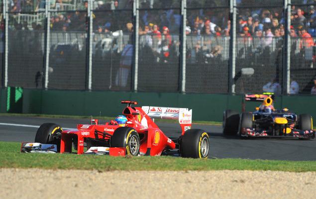В Австралии стартовал новый сезон Формулы-1. Фото 7