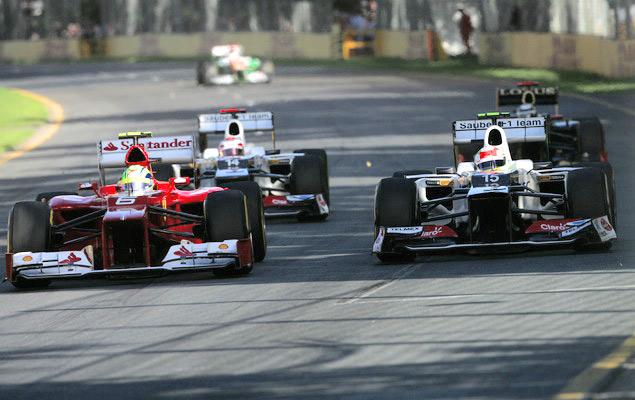 В Австралии стартовал новый сезон Формулы-1. Фото 8