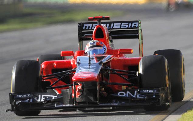 В Австралии стартовал новый сезон Формулы-1. Фото 9