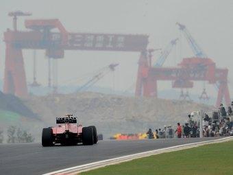 Затраты корейцев на проведение Гран-при Формулы-1 перестанут расти