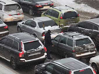 Треть продаж иномарок в России приходится на Москву