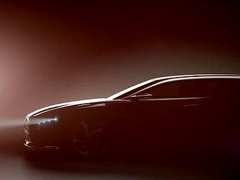 Citroen показал будущую флагманскую модель линейки DS
