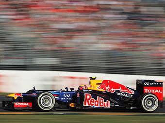 Red Bull навяжет борьбу пилотам McLaren в Малайзии