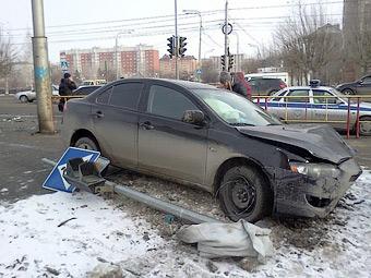 Число ДТП в Москве сократилось на треть