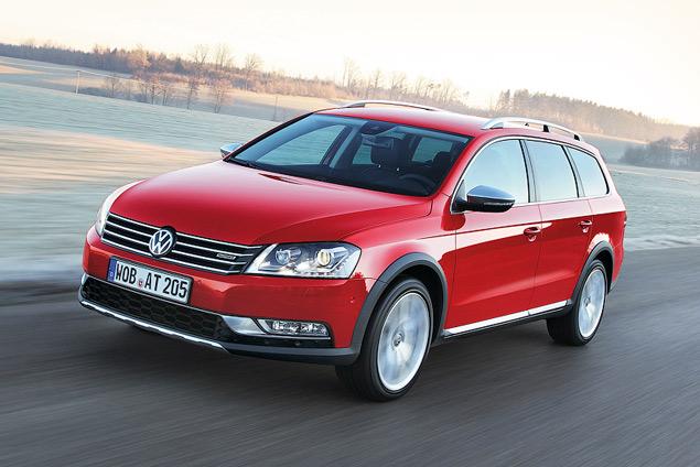Тестируем новый Volkswagen Alltrack. Фото 2