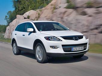 Кроссовер Mazda CX-9 вернется в Россию