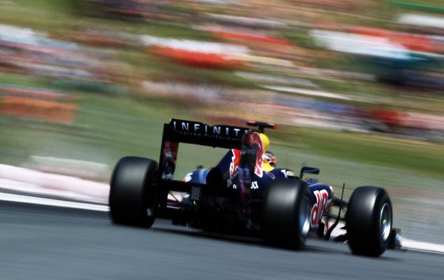 Как работает реклама в гонках Гран-при. Фото 7
