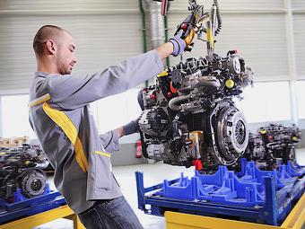 """Компания Renault рассказала о двигателях для """"АвтоВАЗа"""""""