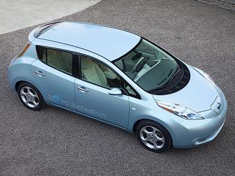 Nissan увеличит запас хода электрокара Leaf с помощью отопителя