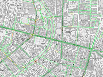 Автомобилистам предложили составить карту состояния дорог