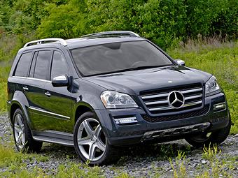 Mercedes-Benz привезет новый GL-Class в Нью-Йорк