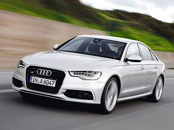 "Audi A6 стал ""Азиатским автомобилем года"""